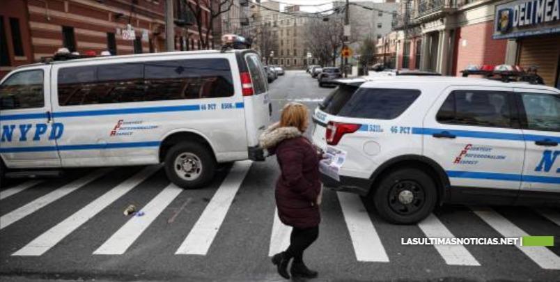Dos policías heridos de bala en ataques por separado en Nueva York
