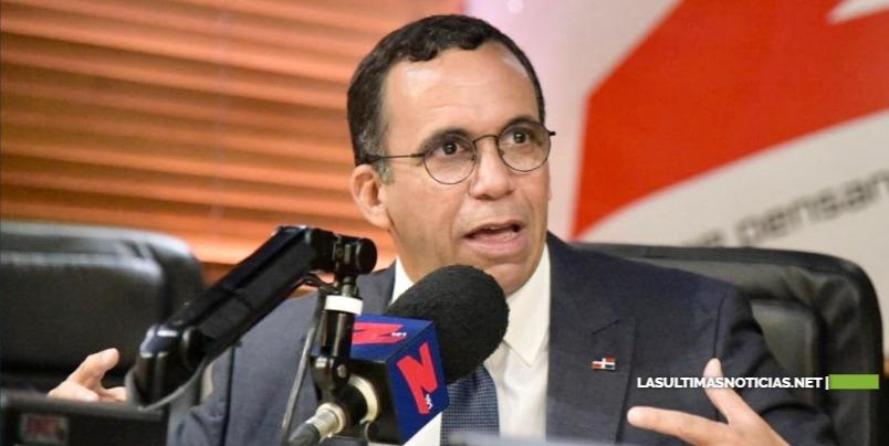 Andrés Navarro advierte que la JCE no puede aguantar chantaje ni presión de nadie