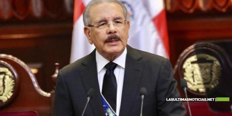 Presidente Medina hablará al país esta noche