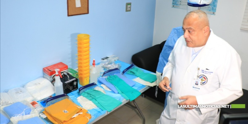 Hospital Militar FARD preparado para atender posibles casos coronavirus