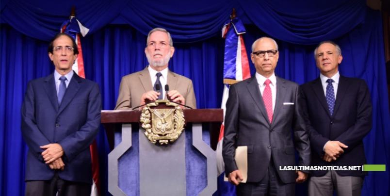 VIDEO: Posición del Gobierno dominicano sobre los reclamos de explicación ante suspensión de las elecciones municipales