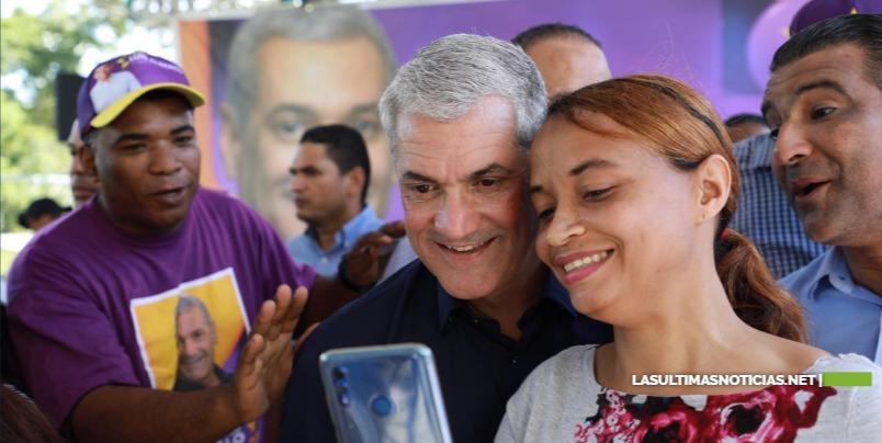 """Gonzalo Castillo dice que el PLD """"ya siente el olor a triunfo y victoria del 16 de febrero"""""""
