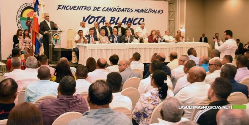 PRD apoya elecciones sean realizadas el 15 de marzo