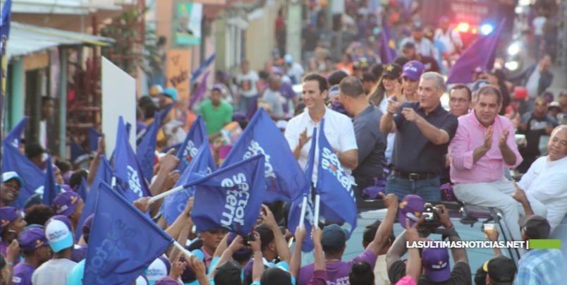 Gonzalo Castillo asegura que consolidará el turismo de Puerto Plata