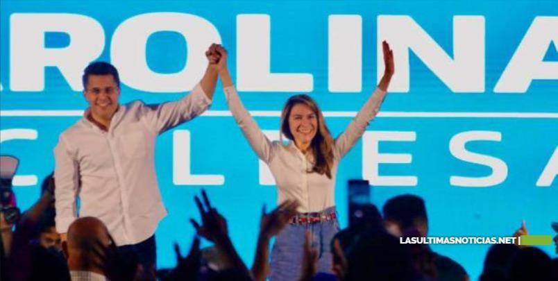 David Collado jura por su hija que no pidió nada a cambio para candidatura vicepresidencial del PRM