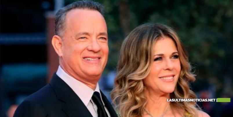 Primera imagen de Tom Hanks y su esposa tras dar positivo al coronavirus
