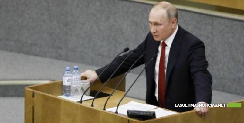 Vladimir Putin promulga ley que lo mantendría en el poder hasta 2036