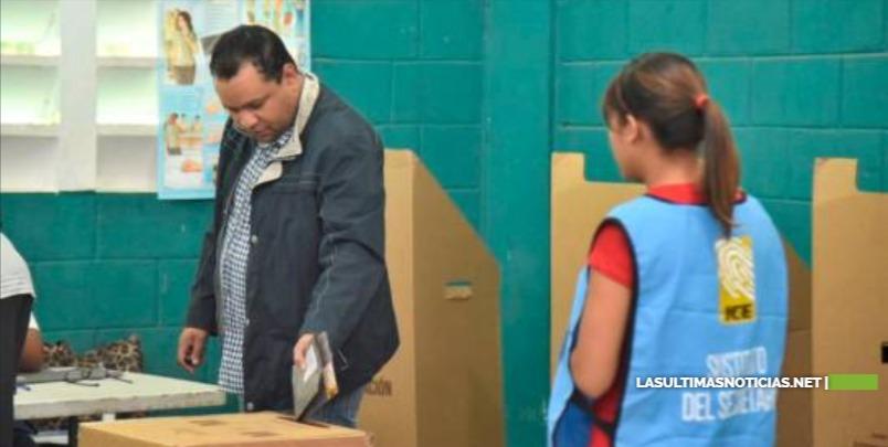 Una gran abstención marca elecciones municipales