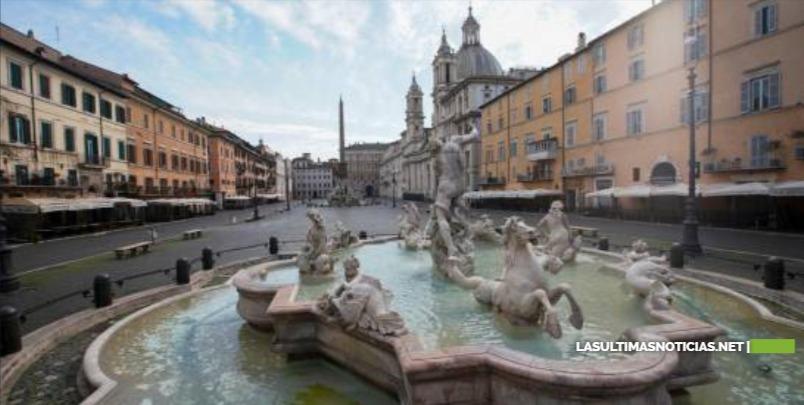 Italia supera a China en número de muertes por COVID-19