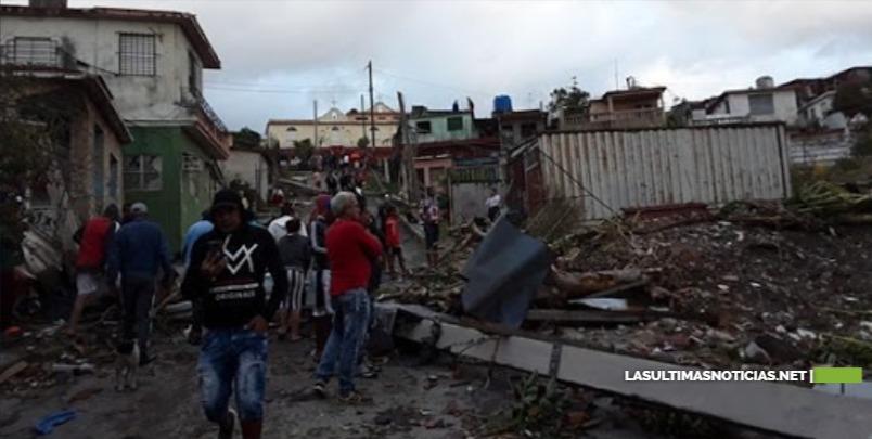 Cuba envía condolencias al pueblo de EE.UU. por muertes a causa de tornados