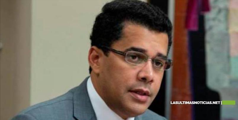 ¿Se mantiene David Collado como opción de candidato vicepresidencial de Luis Abinader?