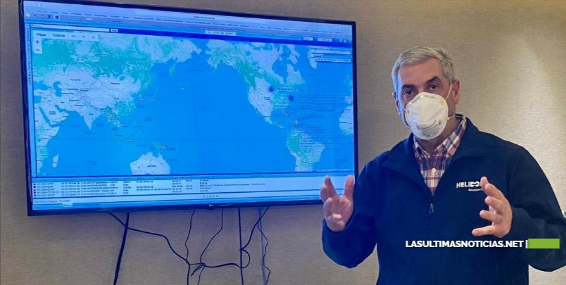 Avión que traerá 15 mil test para detectar Covid-19, 500 mil mascarillas y 500 mil guantes donados por Gonzalo Castillo llegará al país este sábado