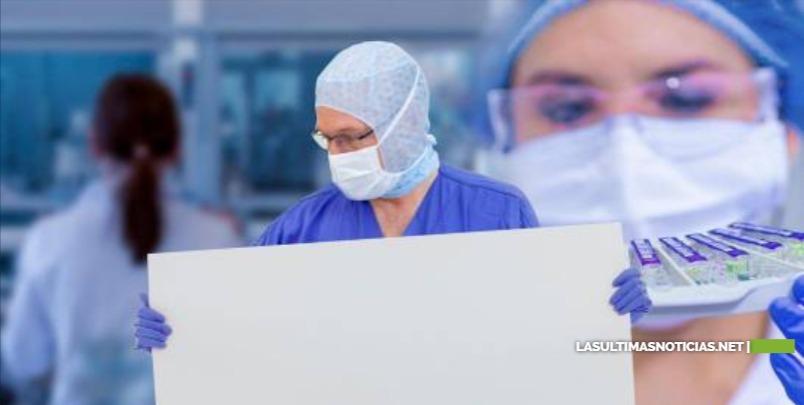 55 médicos dan positivo a COVID-19