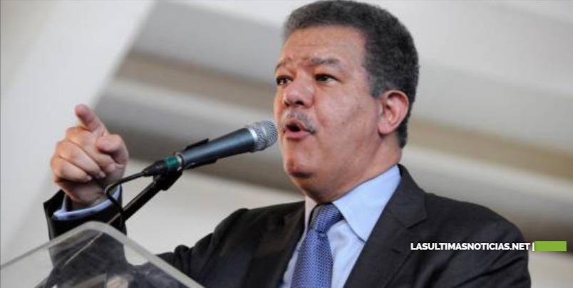 Leonel Fernández descarta elecciones para mayo y dice panorama es incierto