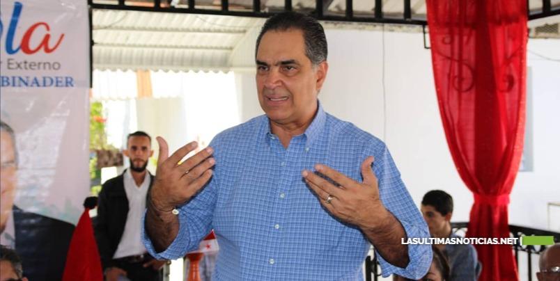 Doctor Santiago Hazim favorece donación de hospitales temporales para enfrentar COVID-19