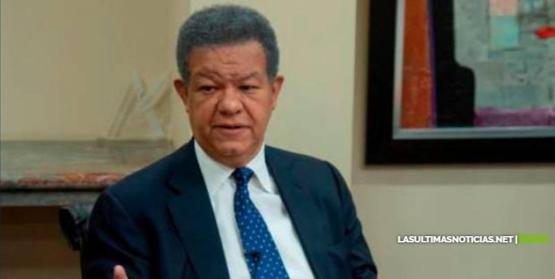 Leonel cuestiona que AFP compren bonos del gobierno y no den 30% que piden trabajadores