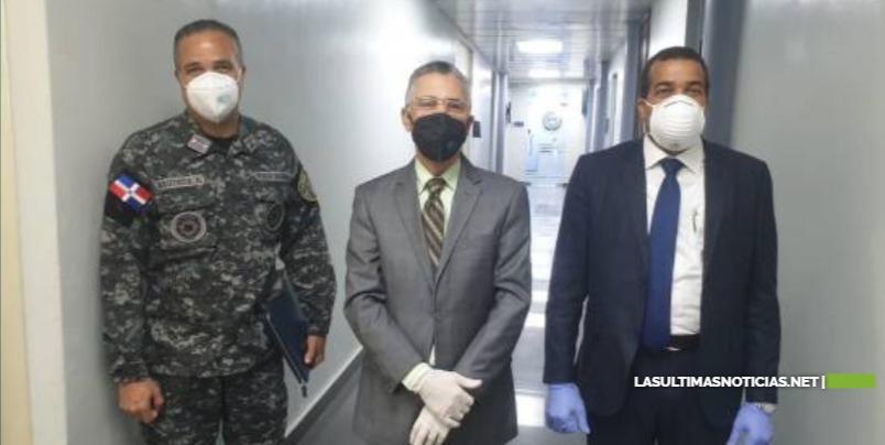 Alcalde Manuel Jiménez perdona a supuesto dirigente del PRM que lo amenazó de muerte