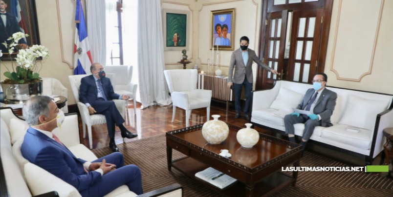 Presidente Danilo Medina pasa balance a comportamiento actual economía dominicana y evalúa perspectivas poscoronavirus