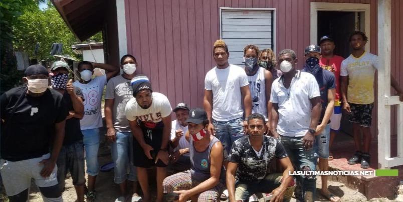 Gonzalo Castillo retornará a grupo de 17 pescadores varados en Jamaica el próximo lunes