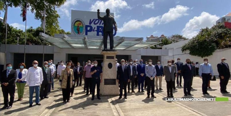 Gonzalo Castillo realiza exitosa visita a la Casa Nacional del PRD