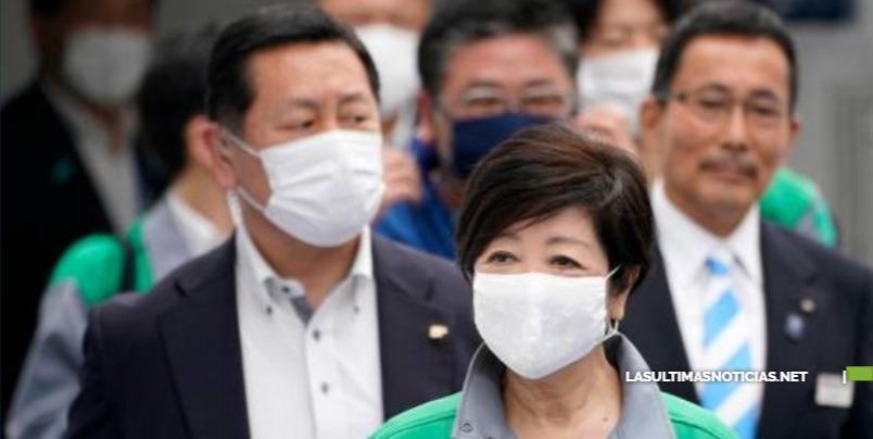 Gobernadora de Tokio rechaza la idea de aplazar aún más los JJ.OO.