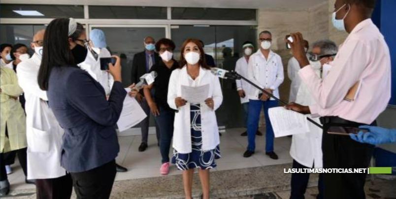 Hospital Maternidad San Lorenzo de Los Mina lucha contra el COVID-19 sin agua y jabón