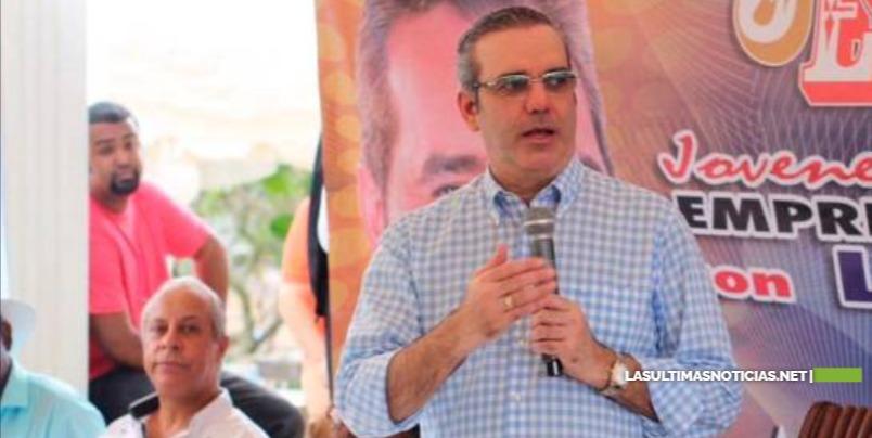 Greenberg-Diario Libre: Luis Abinader ganaría hipotética segunda vuelta con 63% de los votos