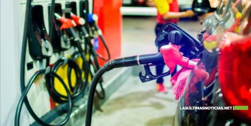 Precios de los combustibles vuelven a subir hasta RD$5.50 por galón