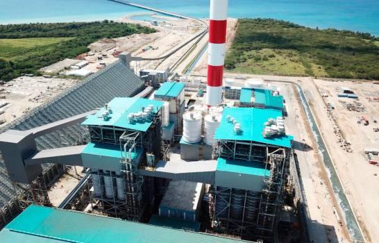 Unidades una y dos de Punta Catalina operan en un 95.4% de su potencia este sábado