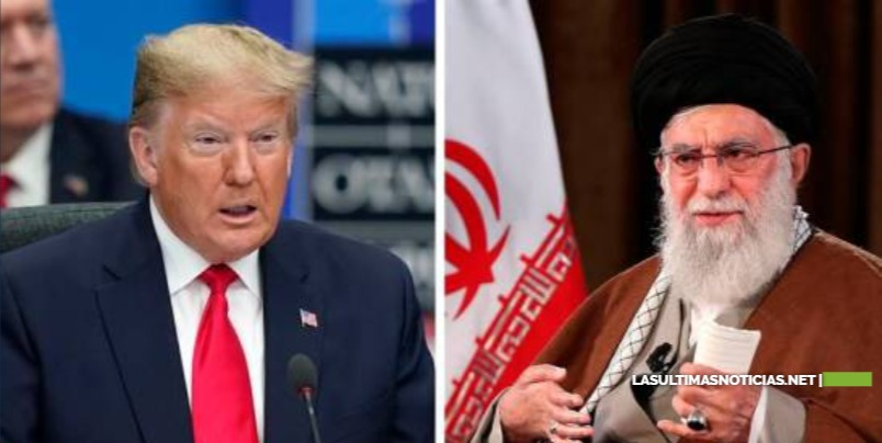 Irán emite orden de arresto contra Trump por asesinato del general Soleimaní