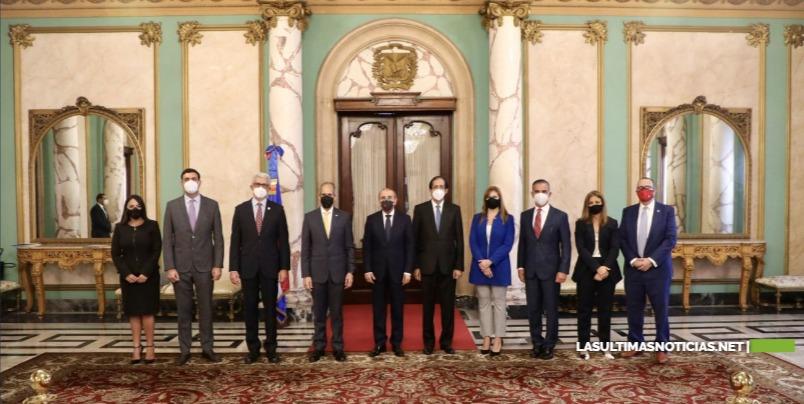 Junta Directiva de ASIEX felicita al presidente Danilo Medina por adecuado manejo de la pandemia
