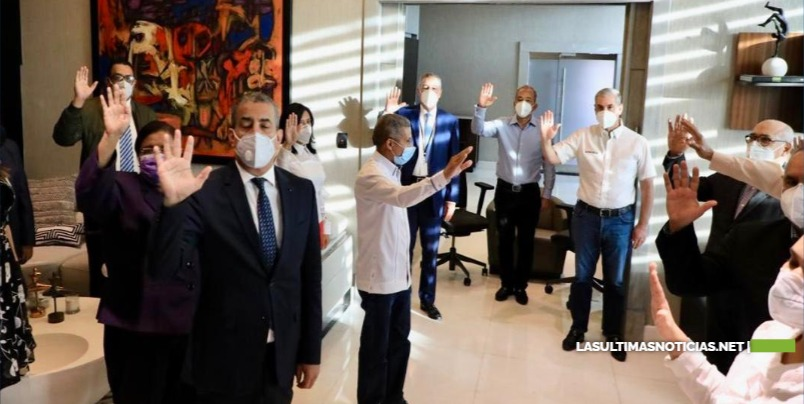 Coordinadora Nacional de Salud (CONASALUD) se compromete a trabajar para asegurar triunfo de Gonzalo Castillo en primera vuelta