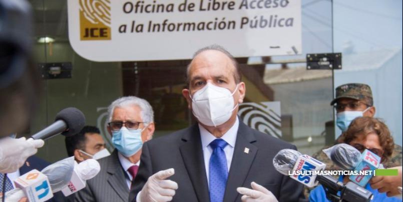 La JCE conoce solicitud sanciones Margarita Cedeño y 96 candidatos funcionarios