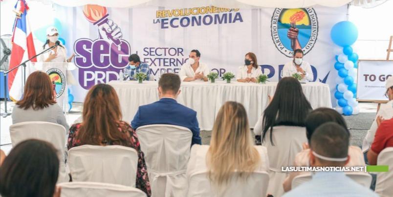 Peggy Cabral: El principal motor del desarrollo dominicano, son los jóvenes emprendedores