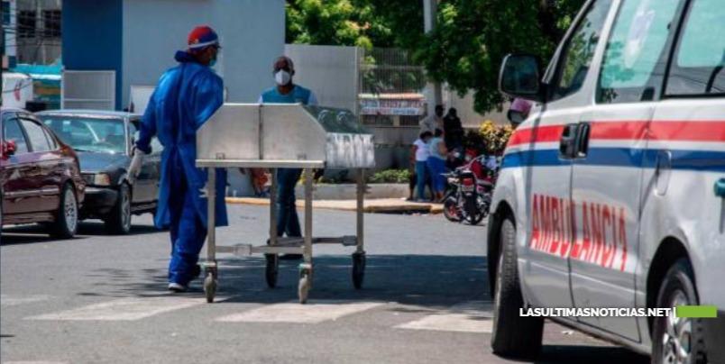 República Dominicana suma 16 muertes más por coronavirus, 12 se registraron en el Gran Santo Domingo
