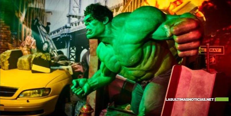 ¡También Spider-Man, Thor y Hulk saludaron al nuevo integrante de los Avengers!
