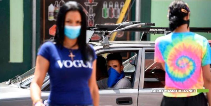 Veinte muertos y 1,248 nuevos casos de COVID-19 en las últimas 24 horas en el país