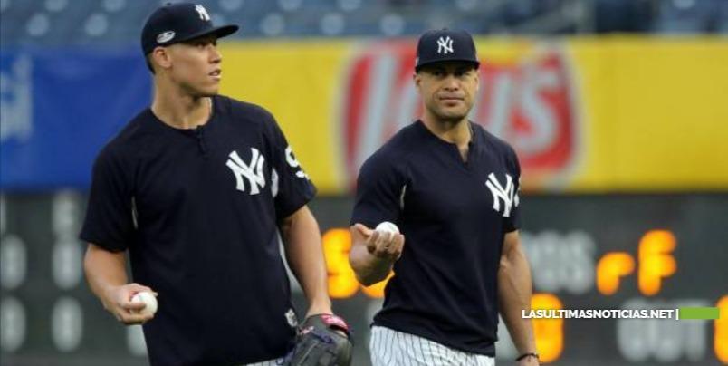La Salud de Stanton y Judge sería clave para los Yankees