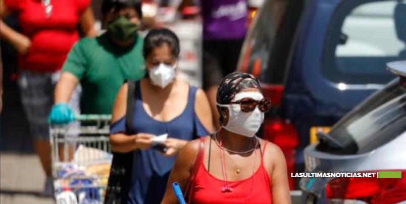 República Dominicana registra más de mil nuevos positivos a COVID-19 en 24 horas