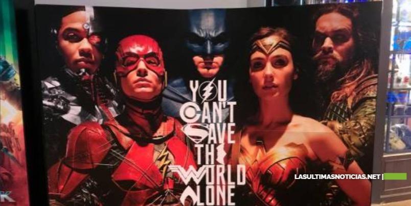 Zack Snyder adelanta una nueva imagen de Justice League