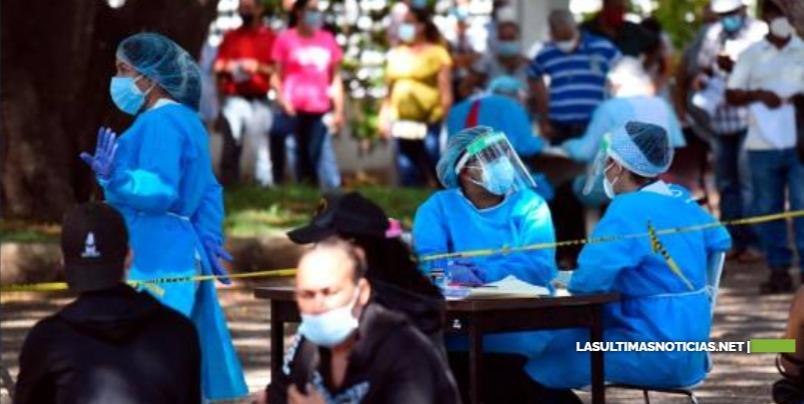 República Dominicana registra 30 muertes por coronavirus y 1,178 nuevos positivos