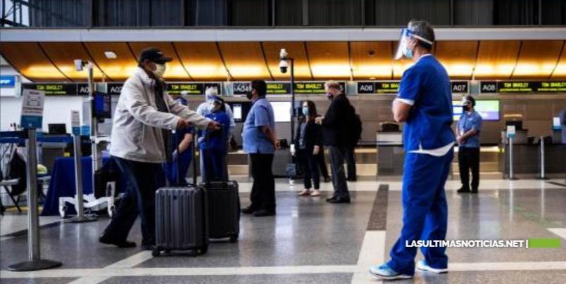 EEUU vuelve al sistema de alerta de viajes por países y coloca a RD en rojo