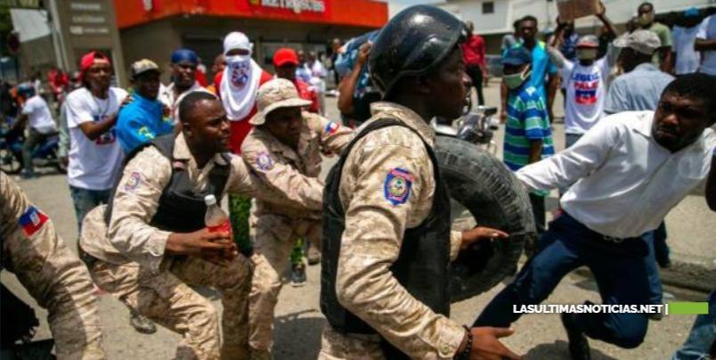 Pandillas controlan el territorio en Haití, denuncian sectores