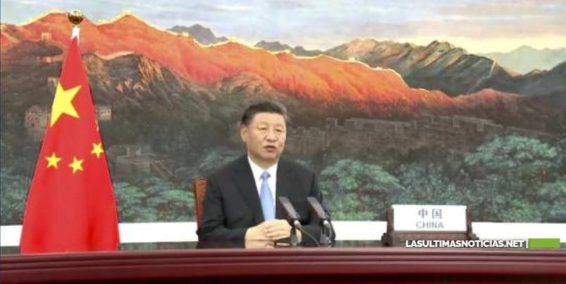 Presidente chino: COVID-19 muestra que aislacionismo es inútil