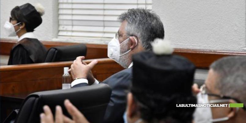 Inhibición de Miriam Germán repercute en el juicio Odebrecht