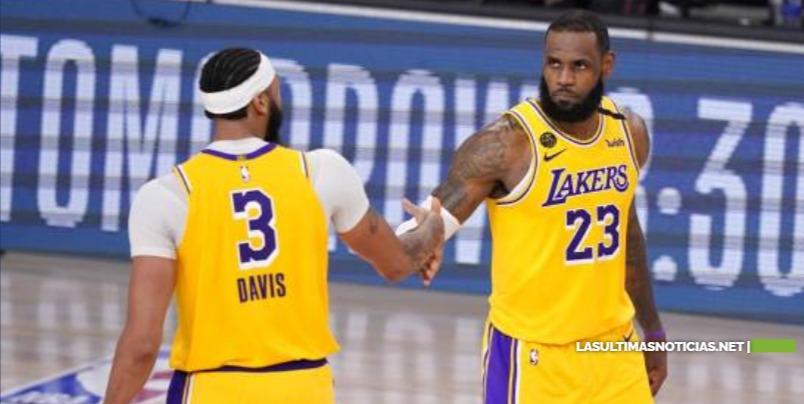 """LeBron James tira de """"diplomacia"""" y Anthony Davis es más """"directo"""" ante duelo con Miami Heat"""