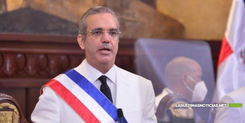 Video: Abinader reitera no habrá impunidad para los corruptos