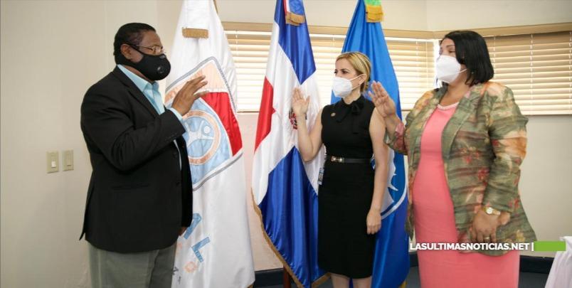 SRSM juramenta y ratifica   a directores hospitales de Santo Domingo Norte