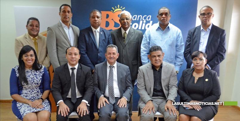 Porfirio Peralta es designado Director de Promipyme y Banca Solidaria por el Presidente Luis Abinader