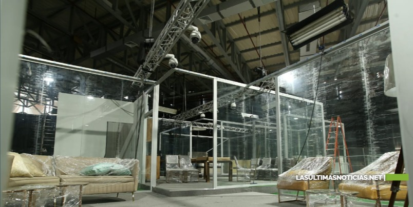 Casa de cristal se instala en Sambil para reality de Cheddy